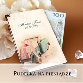 Pudełka na pieniądze