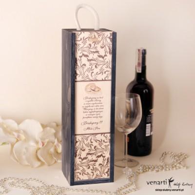 Skrzynka na wino DWM011a