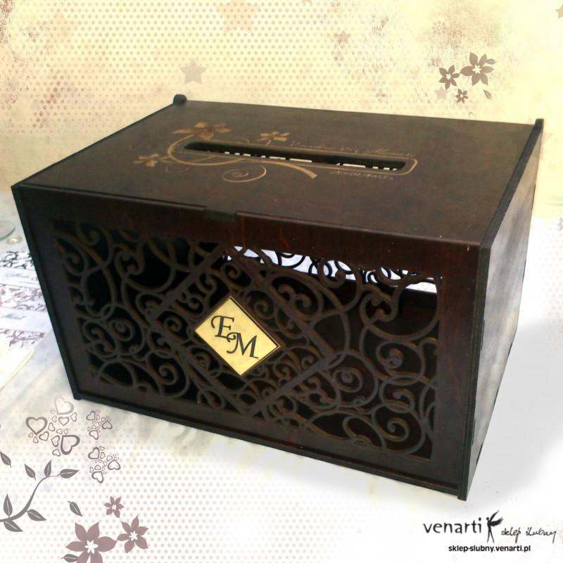 Pudełko na koperty, telegramy PUL003