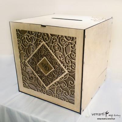 Pudełko na koperty, telegramy PUL002