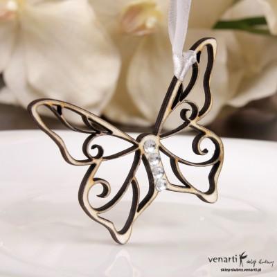 Ślubny motylek BD013