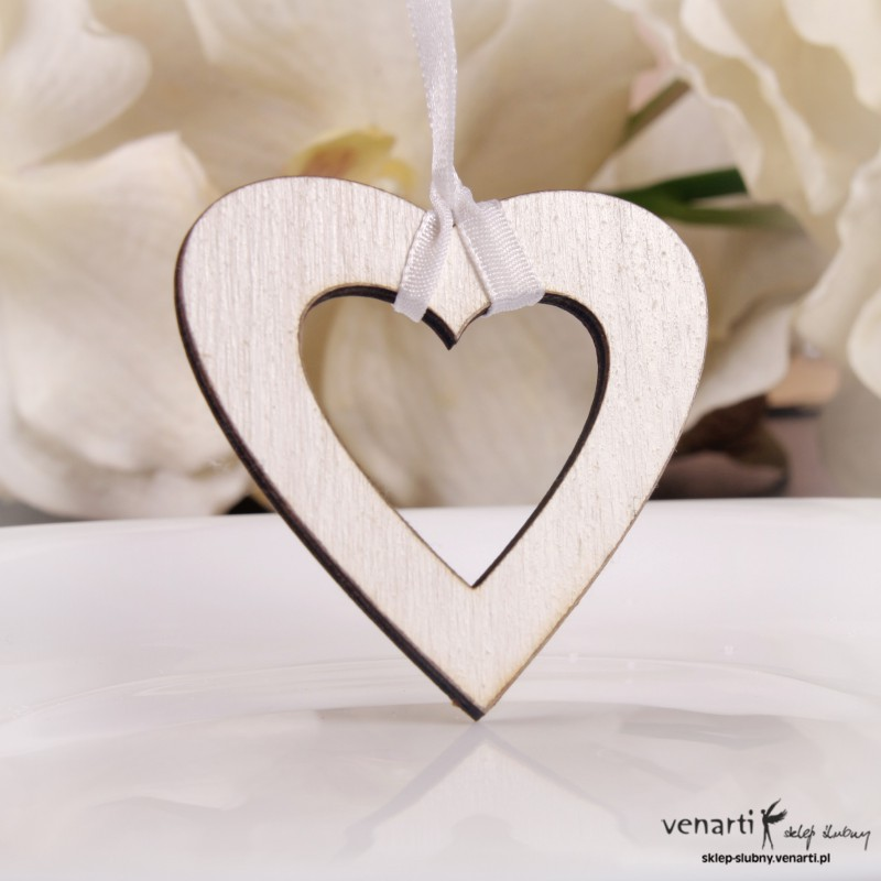 Ślubne serce BD017