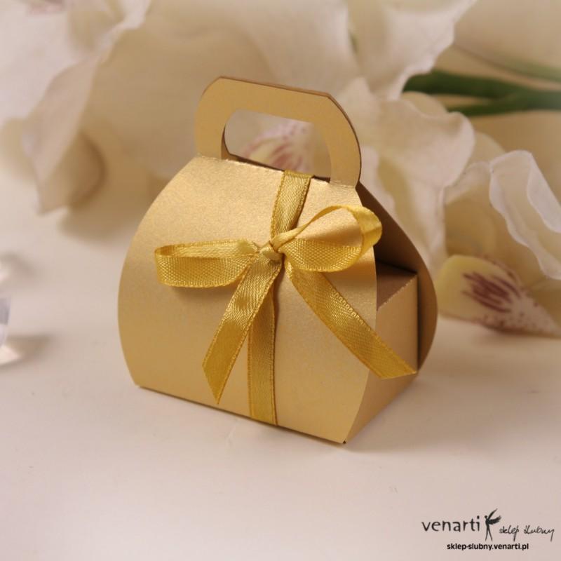 Pudełko dla gości weselnych P003
