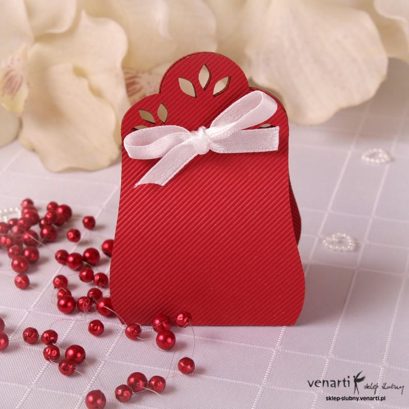 Pudełko dla gości weselnych P004