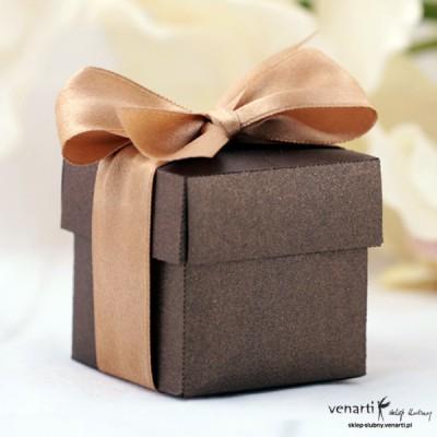 Pudełko dla gości weselnych P009