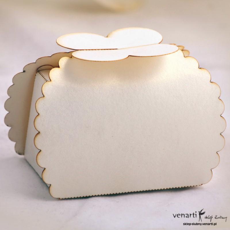 Pudełko dla gości weselnych P006