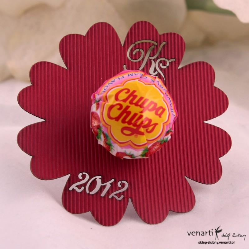 Lizak kwiatek SG001
