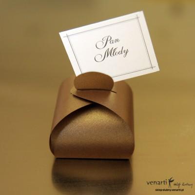 Pudełko dla gości weselnych P002