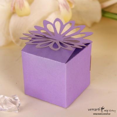 Pudełko dla gości weselnych P018