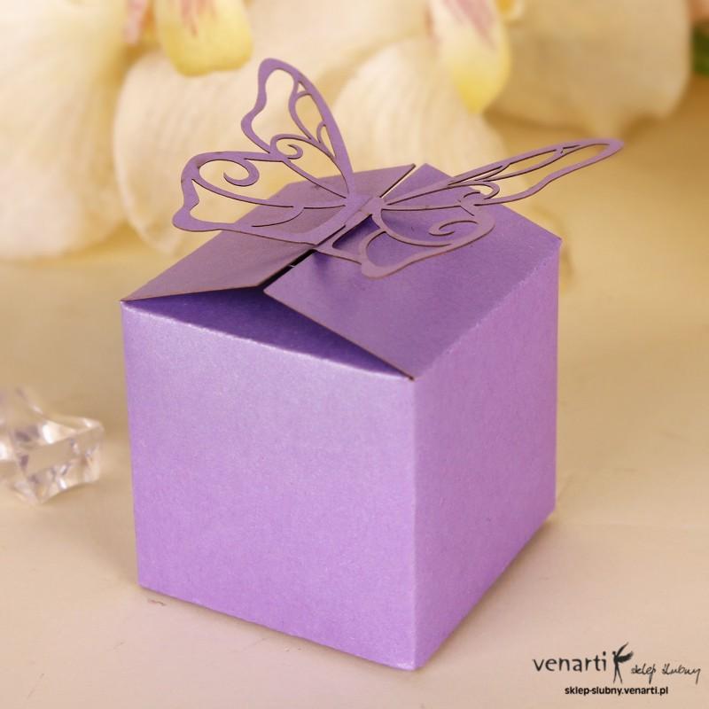 Pudełko dla gości weselnych P019