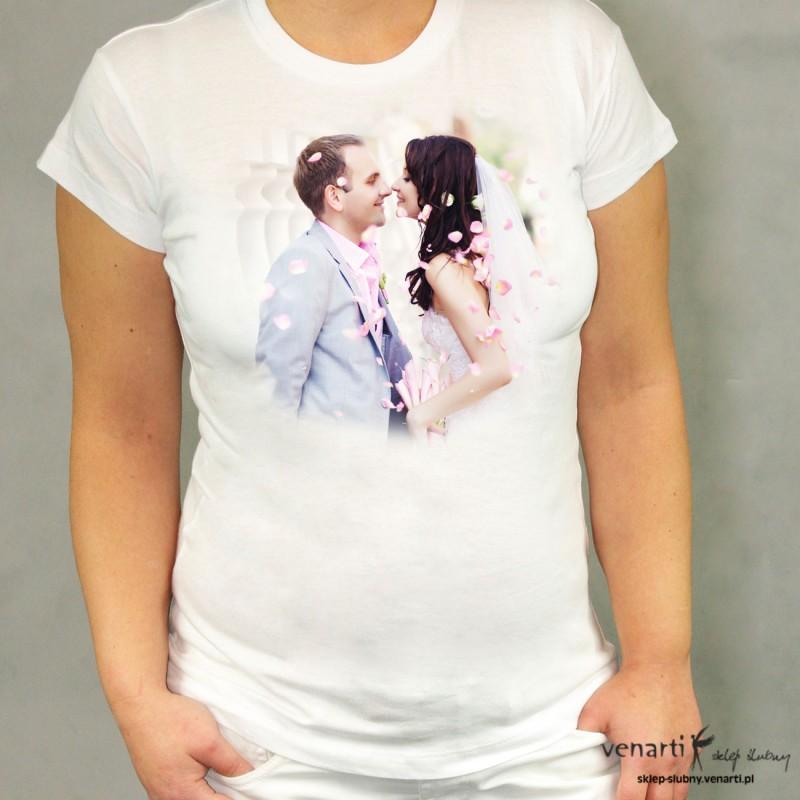 Koszulka z Waszym zdjęciem KOSZ013