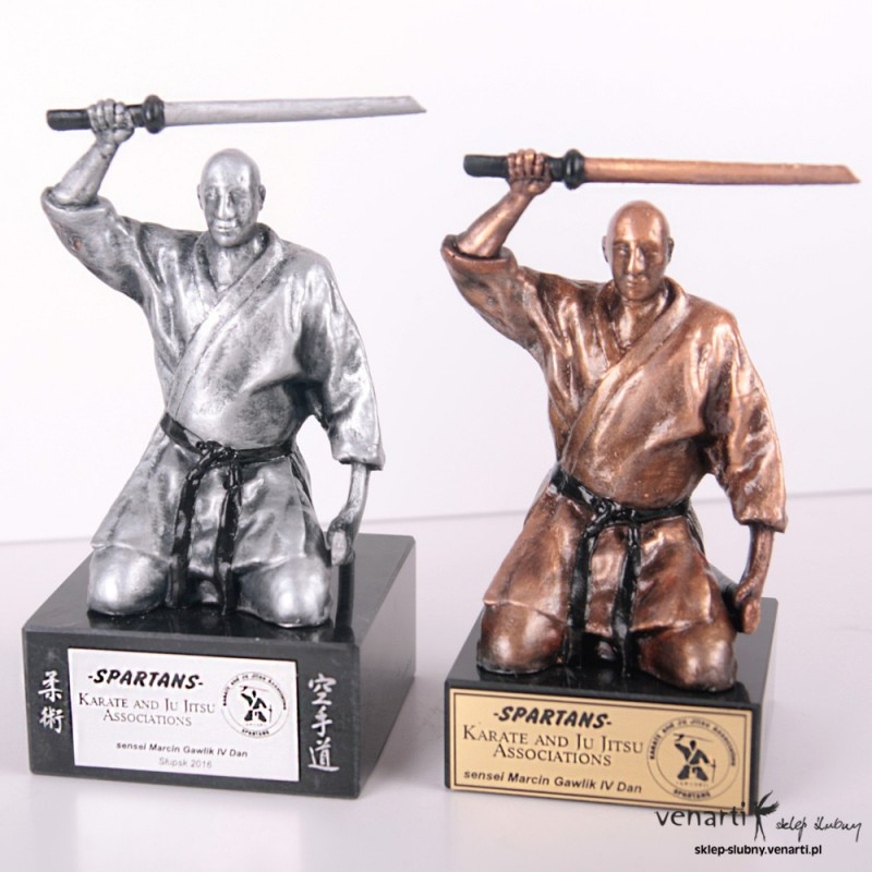 Figurka Karate