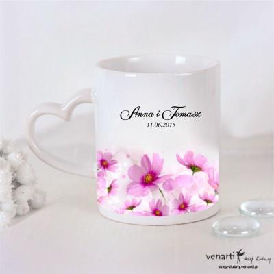 Kubek Kwiaty róż