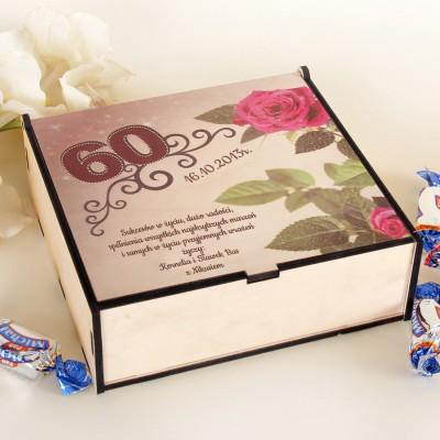Pudełko na słodycze PDU001