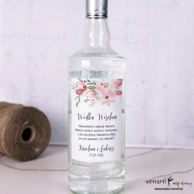 Etykiety na alkohol Magnolia EP012