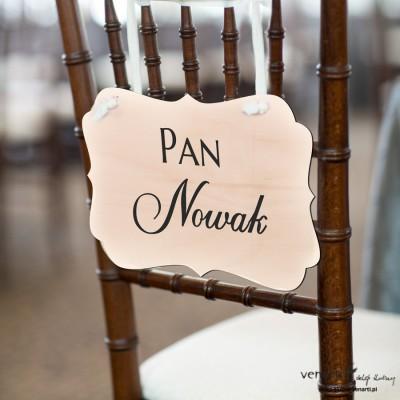 Zawieszki na krzesło