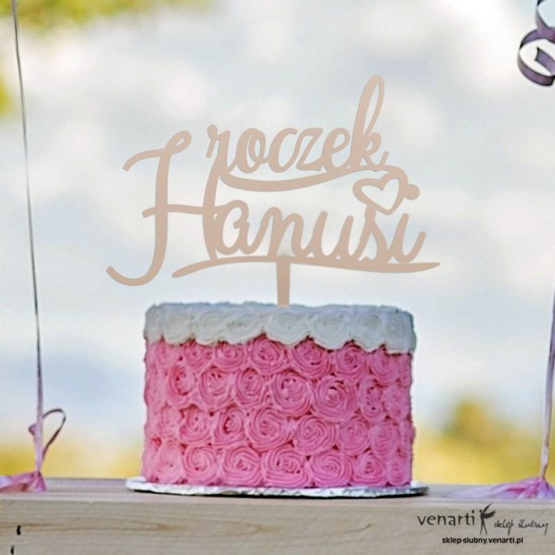 Figurka na tort urodzinowa