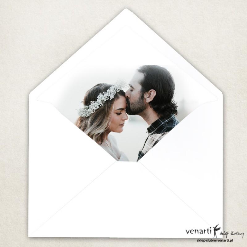Wyklejki do kopert z Waszym zdjęciem