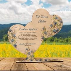 Chabry Ślubna statuetka Podziękowanie dla rodziców