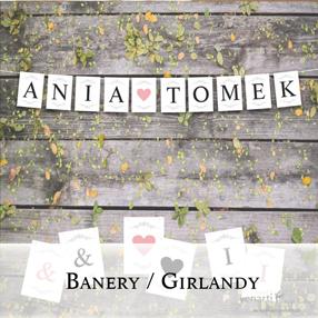 Banery / Girlandy