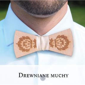 Drewniane muchy