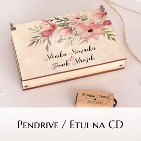 Etui na CD / Pendrive