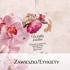 Zawieszki / Etykiety na butelki
